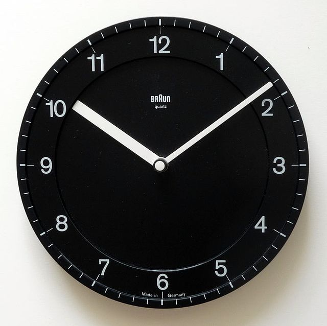 from http://commons.wikimedia.org/wiki/Clock#mediaviewer/File:Braun_ABW41_%28schwarz%29.jpg