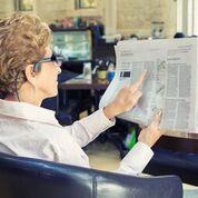 orcam reading paper