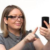 orcam reading phone