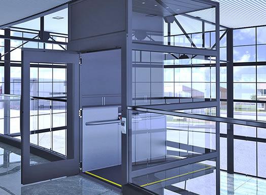 (Inva SD1000 Commercial Platform Lift: http://bit.ly/2tIXstN)